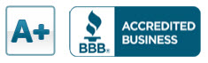 City Moving & Storage has an A+ rating with the BBB