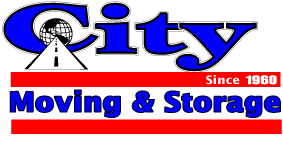 City Moving and Storage Logo